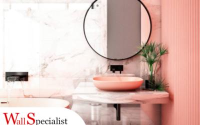 Come scegliere i colori delle pareti del bagno